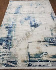 Турецкий Ковёр Elit 9190A Blue grey