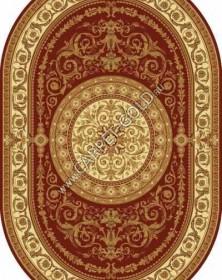 Молдавский ковер Floare-Carpet VERONA 321-3658 Овал