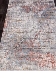 Ковер G512C - WHITE / SALMON коллекция EFES
