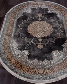 Ковер 90179 - 000 - Овал - коллекция MUSKAT 1200