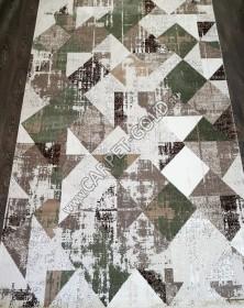 Deco 10128A Green Beige