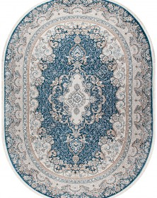 Avangard 37056D OVAL BLUE / BLUE