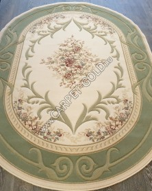 Молдавский ковер Premium 3842-50635 Oval