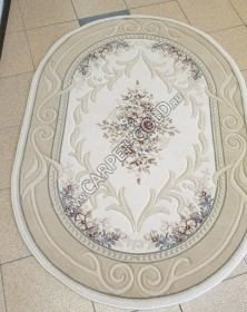 Молдавский ковер Premium 2518-2-51053 Oval