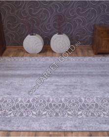 Польский ковер из шерсти Agnella LADAN anthracite