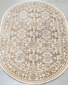 Бельгийский ковер из вискозы Farashe 8c491440 Овал