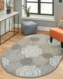 Бельгийский ковер Genova 38001 656590 Овал