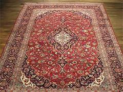 Обзор индийских ковров ручной работы