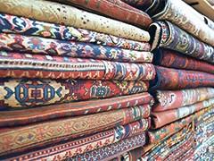 Особенности хлопковых ковров из Турции