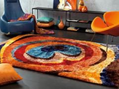 Особенности абстрактных ковров