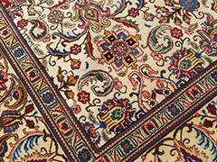 Особенности иранских ковров Isfahan