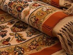 Особенности шерстяных ковров