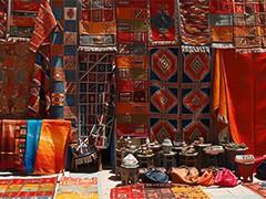 Особенности египетских ковров