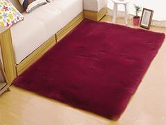 Бордовые ковры в интерьере