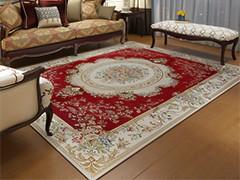 Обзор шелковых ковров ручной работы