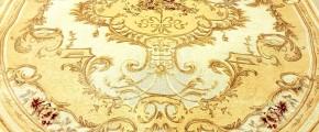 Обзор ковров в классическом стиле Tiffany