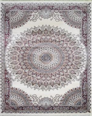 Узбекский ковер Vip 7522 STAN KEMIK / BORDO