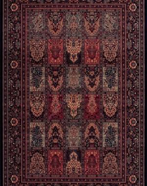 Шерстяной ковер коллекции «KASHQAI» 4325-500 из Бельгии