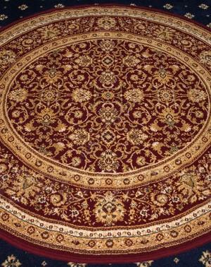 Ковер из шерсти  Floare-Carpet  ARABES 306-3658 Круг