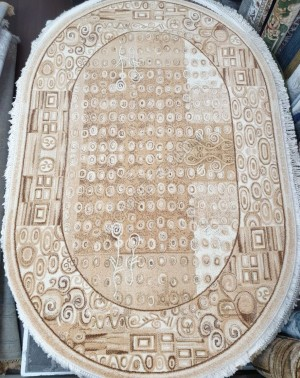 Молдавский ковер Floare-carpet  291-1149 Oval