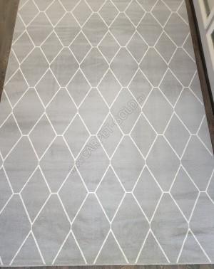 Бельгийский ковер Ambiance 81228 Silver-White