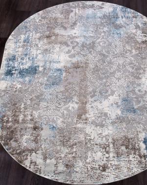 ARMINA 03853A - BLUE / BLUE Oval