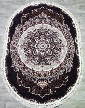 Sultanate 7714 OVAL KEMIK / LACIVERT