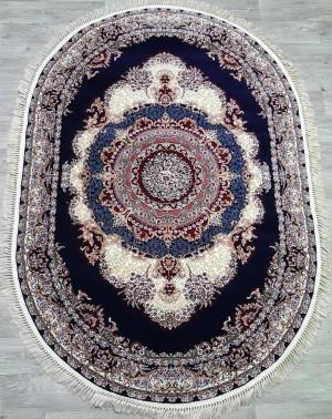 Sultanate 7717 OVAL KEMIK / LACIVERT