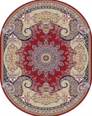 Tabriz 25740 ЦВЕТ 29744 oval