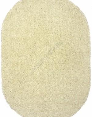 Ковер SHAGGY ULTRA - S600 - CREAM Oval