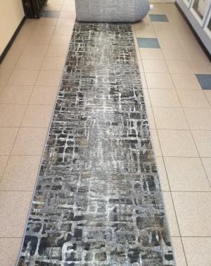 Ковровая дорожка Matrix D587 - BEIGE-GRAY