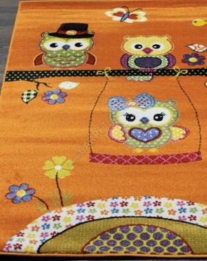 Детский ковер Merinos CRYSTAL 2740 - ORANGE