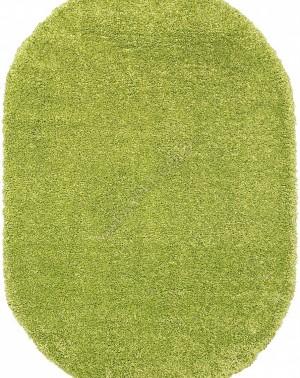 Ковер SHAGGY ULTRA- S600 - GREEN oval