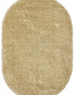 Ковер SHAGGY ULTRA- S600 - BEIGE oval
