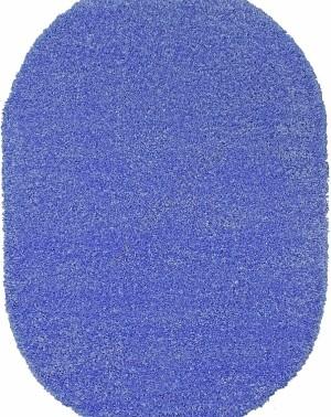 Ковер SHAGGY ULTRA- S600 - BLUE oval