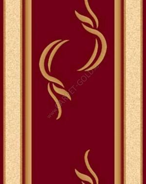 ковровая дорожка OLYMPOS a704 - RED