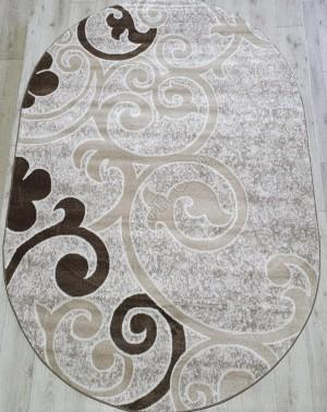 Fresco 36664X OVAL BEIGE / L.BEIGE