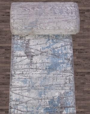 03875A - BLUE / BLUE - Дорожка - коллекция ARMINA
