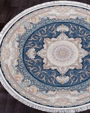 144 - DARK BLUE - Круг - коллекция FARSI 1500