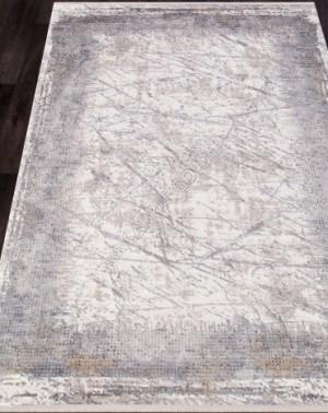 Ковер 9804 - ACIK GRI - Прямоугольник - коллекция MODA