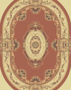 Молдавский ковер Floare-Carpet BUSHE 210-3281 Овал