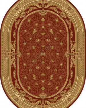 Молдавский ковер Floare-Carpet DOFIN 209-3658 Овал