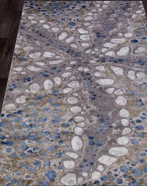 Ковер 18800 - 953 GREY BLUE ARMODIES