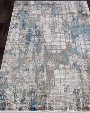 Ковер MT139 - CREAM / BLUE OLIMPOS