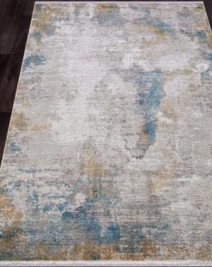 Ковер MT140 - CREAM / BLUE OLIMPOS