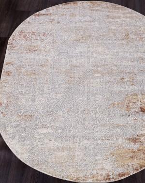 Ковер 5806B - CREAM - Овал OPERA