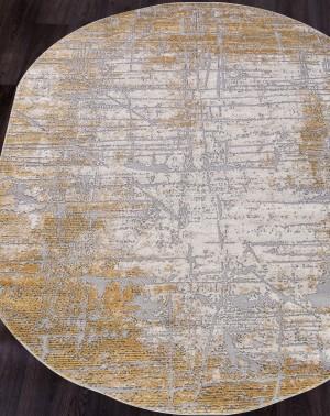 Ковер 5801D - BEIGE - Овал OPERA