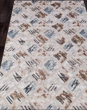 Ковер 7443A - CREAM / CREAM - Прямоугольник - коллекция RODOS