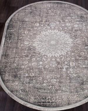 Ковер 9018 - 000 - Овал - коллекция MUSKAT 1200