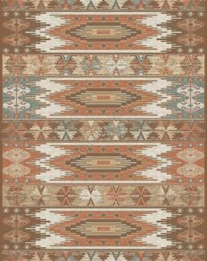 Молдавский ковер Floare-Carpet  586 BASARAB 60365 ELITE ВИНТАЖ